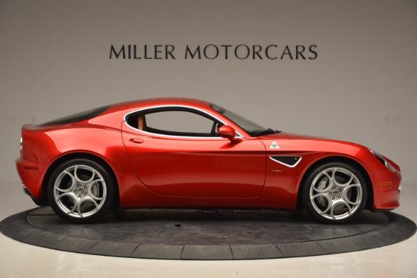 Used 2008 Alfa Romeo 8C for sale Sold at Maserati of Westport in Westport CT 06880 9
