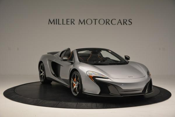 Used 2016 McLaren 650S SPIDER Convertible for sale Sold at Maserati of Westport in Westport CT 06880 11