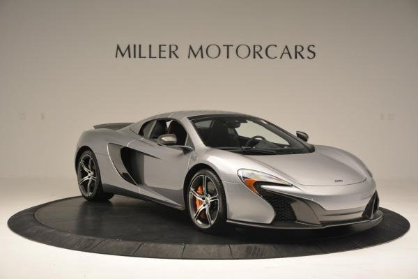 Used 2016 McLaren 650S SPIDER Convertible for sale Sold at Maserati of Westport in Westport CT 06880 20