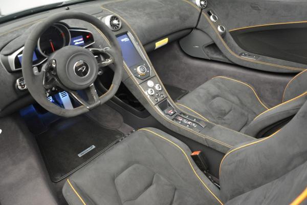 Used 2016 McLaren 650S SPIDER Convertible for sale Sold at Maserati of Westport in Westport CT 06880 22