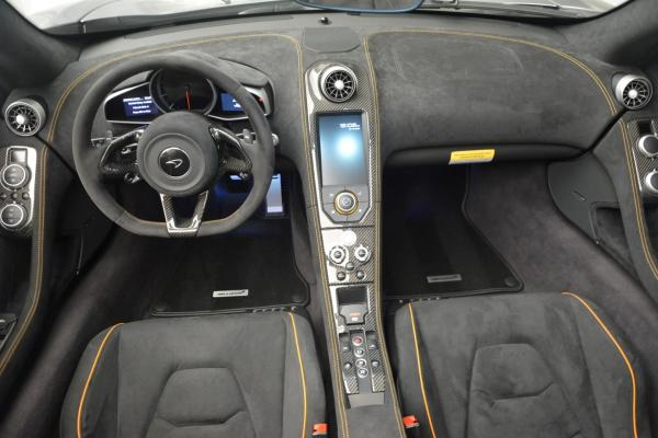 Used 2016 McLaren 650S SPIDER Convertible for sale Sold at Maserati of Westport in Westport CT 06880 25