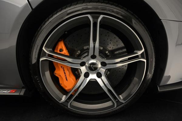 Used 2016 McLaren 650S SPIDER Convertible for sale Sold at Maserati of Westport in Westport CT 06880 28