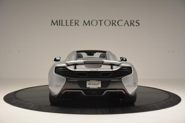 Used 2016 McLaren 650S SPIDER Convertible for sale Sold at Maserati of Westport in Westport CT 06880 6