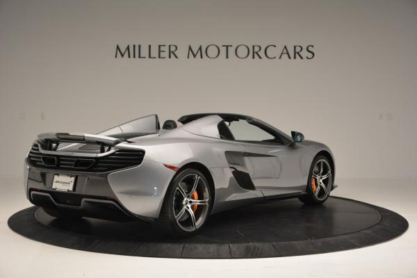 Used 2016 McLaren 650S SPIDER Convertible for sale Sold at Maserati of Westport in Westport CT 06880 7