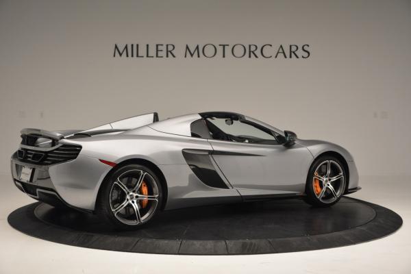 Used 2016 McLaren 650S SPIDER Convertible for sale Sold at Maserati of Westport in Westport CT 06880 8