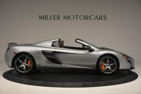Used 2016 McLaren 650S SPIDER Convertible for sale Sold at Maserati of Westport in Westport CT 06880 9