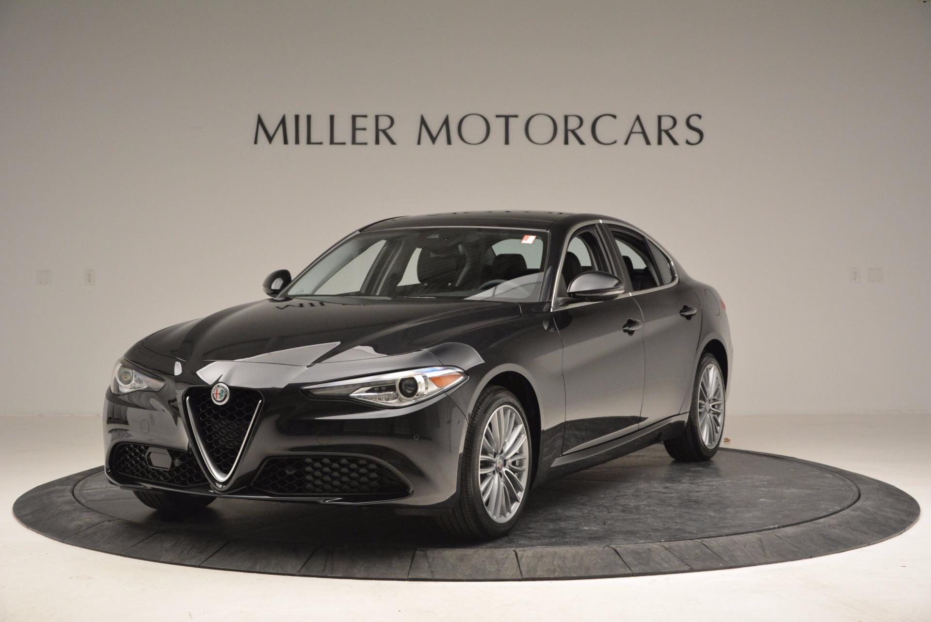 New 2017 Alfa Romeo Giulia Ti for sale Sold at Maserati of Westport in Westport CT 06880 1