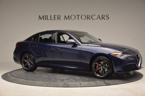 New 2017 Alfa Romeo Giulia Ti for sale Sold at Maserati of Westport in Westport CT 06880 10