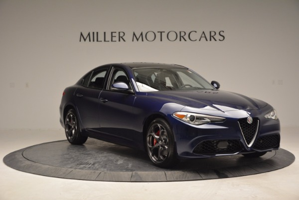 New 2017 Alfa Romeo Giulia Ti for sale Sold at Maserati of Westport in Westport CT 06880 11
