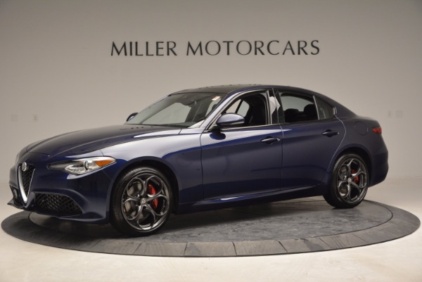 New 2017 Alfa Romeo Giulia Ti for sale Sold at Maserati of Westport in Westport CT 06880 2