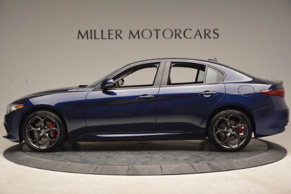 New 2017 Alfa Romeo Giulia Ti for sale Sold at Maserati of Westport in Westport CT 06880 3