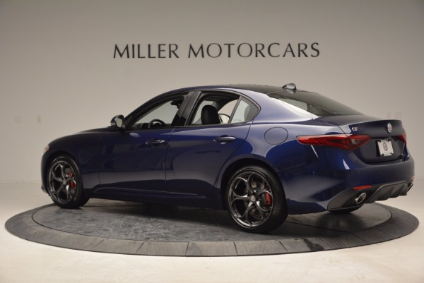 New 2017 Alfa Romeo Giulia Ti for sale Sold at Maserati of Westport in Westport CT 06880 4