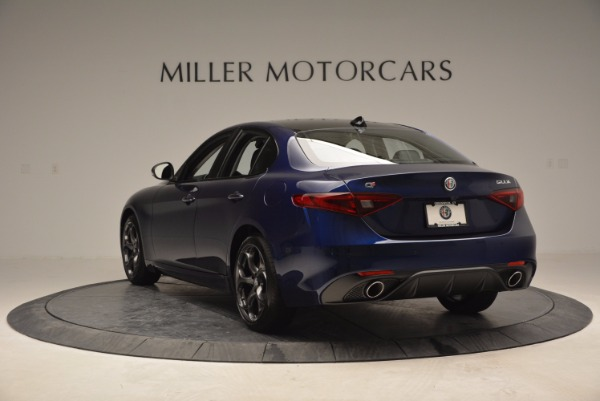 New 2017 Alfa Romeo Giulia Ti for sale Sold at Maserati of Westport in Westport CT 06880 5