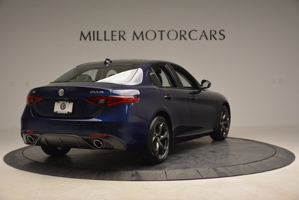 New 2017 Alfa Romeo Giulia Ti for sale Sold at Maserati of Westport in Westport CT 06880 7