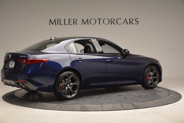 New 2017 Alfa Romeo Giulia Ti for sale Sold at Maserati of Westport in Westport CT 06880 8