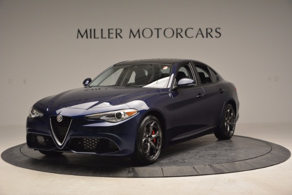 New 2017 Alfa Romeo Giulia Ti for sale Sold at Maserati of Westport in Westport CT 06880 1