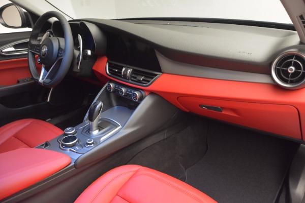New 2017 Alfa Romeo Giulia Q4 for sale Sold at Maserati of Westport in Westport CT 06880 18