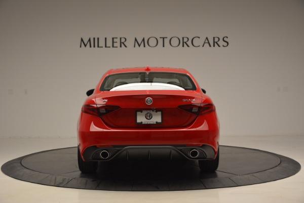 New 2017 Alfa Romeo Giulia for sale Sold at Maserati of Westport in Westport CT 06880 6