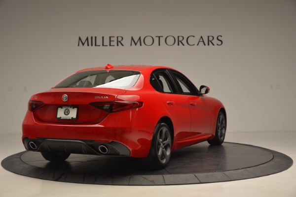 New 2017 Alfa Romeo Giulia for sale Sold at Maserati of Westport in Westport CT 06880 7