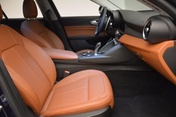 New 2017 Alfa Romeo Giulia Q4 for sale Sold at Maserati of Westport in Westport CT 06880 19