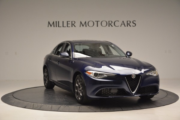 New 2017 Alfa Romeo Giulia for sale Sold at Maserati of Westport in Westport CT 06880 11