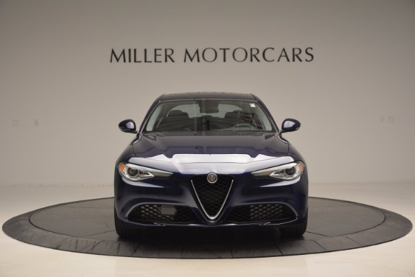 New 2017 Alfa Romeo Giulia for sale Sold at Maserati of Westport in Westport CT 06880 12