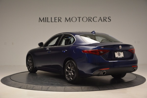 New 2017 Alfa Romeo Giulia for sale Sold at Maserati of Westport in Westport CT 06880 5