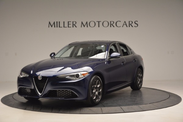 New 2017 Alfa Romeo Giulia for sale Sold at Maserati of Westport in Westport CT 06880 1
