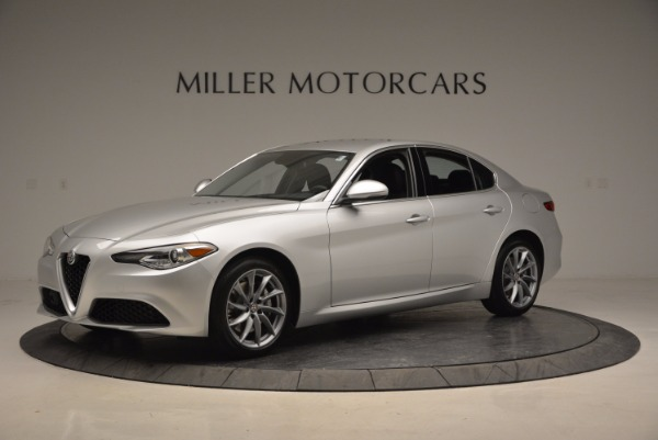 New 2017 Alfa Romeo Giulia Q4 for sale Sold at Maserati of Westport in Westport CT 06880 16