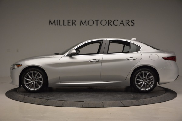 New 2017 Alfa Romeo Giulia Q4 for sale Sold at Maserati of Westport in Westport CT 06880 17