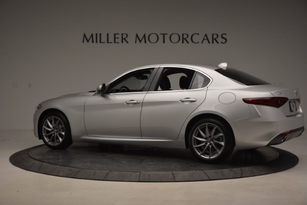 New 2017 Alfa Romeo Giulia Q4 for sale Sold at Maserati of Westport in Westport CT 06880 18