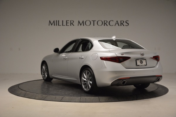 New 2017 Alfa Romeo Giulia Q4 for sale Sold at Maserati of Westport in Westport CT 06880 19
