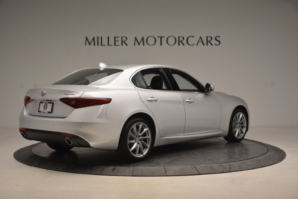 New 2017 Alfa Romeo Giulia Q4 for sale Sold at Maserati of Westport in Westport CT 06880 22