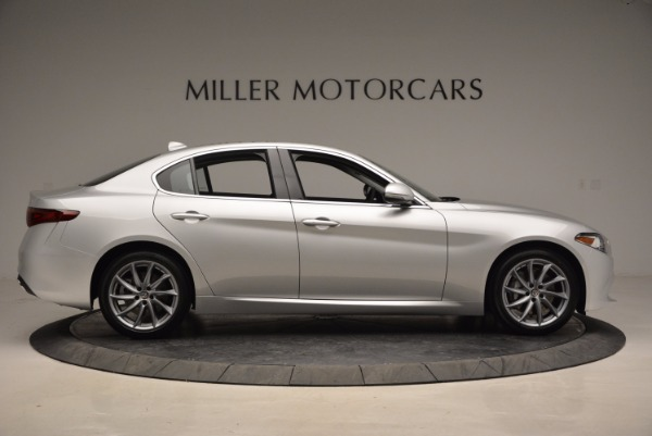 New 2017 Alfa Romeo Giulia Q4 for sale Sold at Maserati of Westport in Westport CT 06880 23