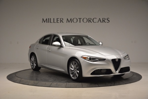 New 2017 Alfa Romeo Giulia Q4 for sale Sold at Maserati of Westport in Westport CT 06880 25