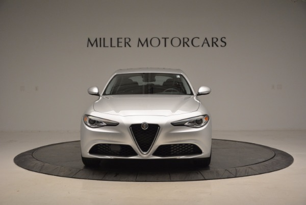 New 2017 Alfa Romeo Giulia Q4 for sale Sold at Maserati of Westport in Westport CT 06880 26
