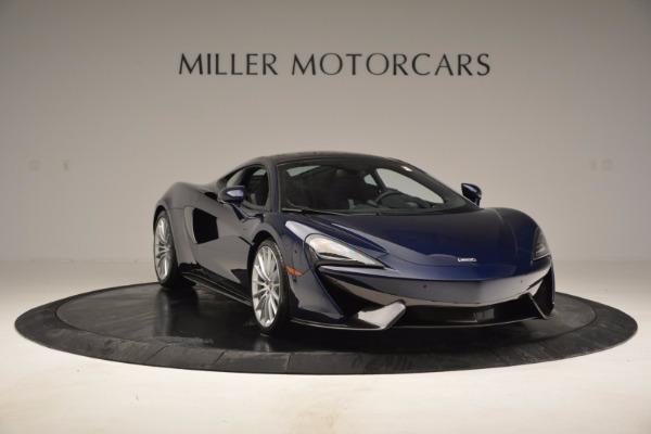 New 2017 McLaren 570GT for sale Sold at Maserati of Westport in Westport CT 06880 11