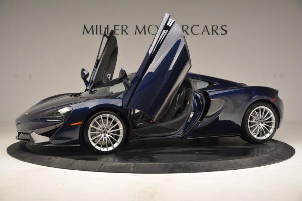 New 2017 McLaren 570GT for sale Sold at Maserati of Westport in Westport CT 06880 14