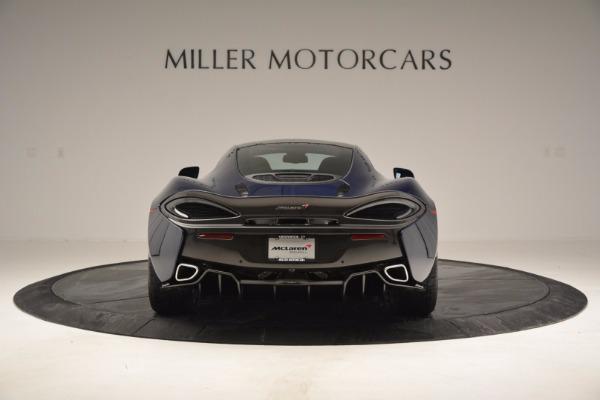 New 2017 McLaren 570GT for sale Sold at Maserati of Westport in Westport CT 06880 6