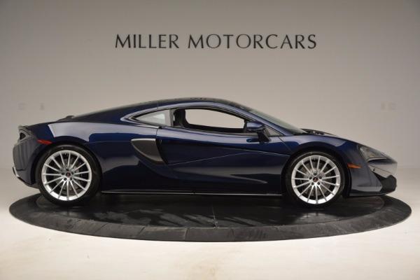 New 2017 McLaren 570GT for sale Sold at Maserati of Westport in Westport CT 06880 9