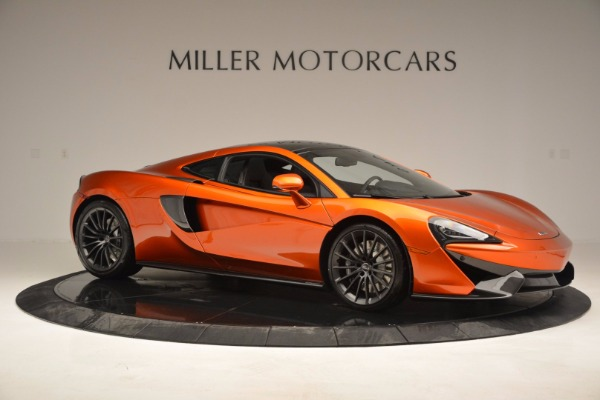 Used 2017 McLaren 570GT Coupe for sale $145,900 at Maserati of Westport in Westport CT 06880 10