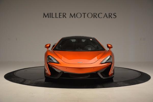 Used 2017 McLaren 570GT Coupe for sale $145,900 at Maserati of Westport in Westport CT 06880 12