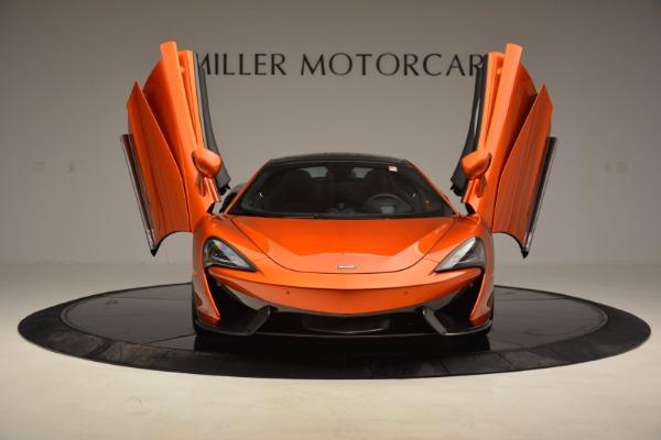 Used 2017 McLaren 570GT Coupe for sale $145,900 at Maserati of Westport in Westport CT 06880 13