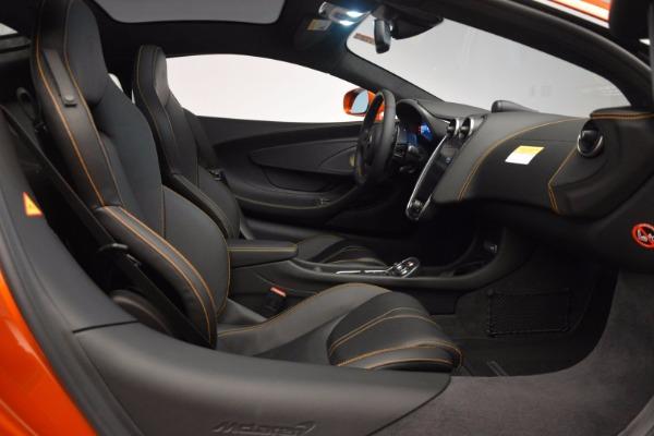New 2017 McLaren 570GT for sale Sold at Maserati of Westport in Westport CT 06880 18