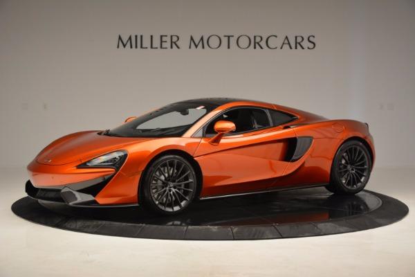 Used 2017 McLaren 570GT Coupe for sale $145,900 at Maserati of Westport in Westport CT 06880 2