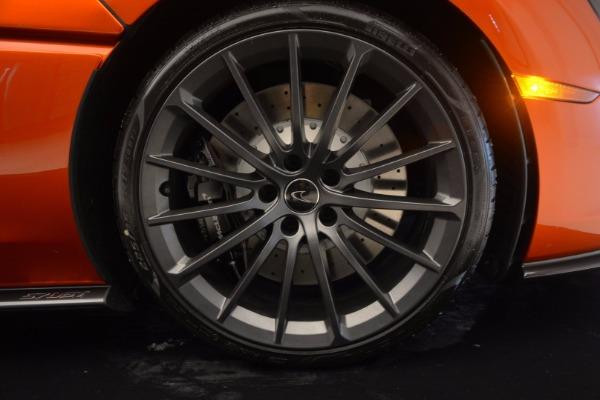 Used 2017 McLaren 570GT Coupe for sale $145,900 at Maserati of Westport in Westport CT 06880 21