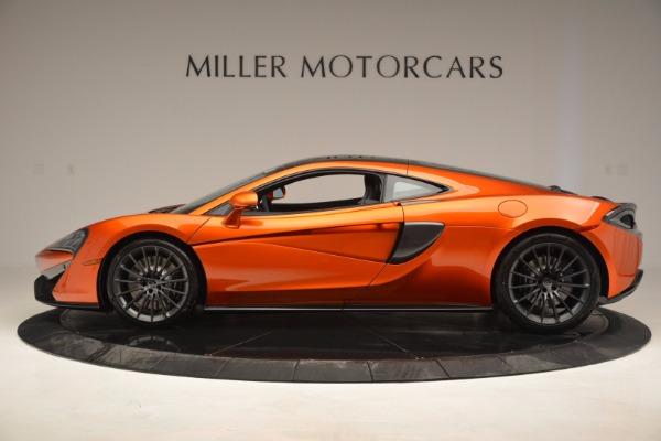 Used 2017 McLaren 570GT Coupe for sale $145,900 at Maserati of Westport in Westport CT 06880 3