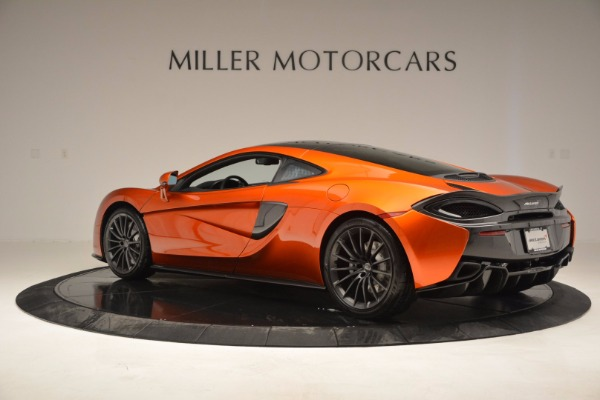 Used 2017 McLaren 570GT Coupe for sale $145,900 at Maserati of Westport in Westport CT 06880 4