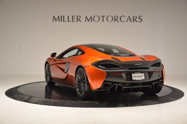 Used 2017 McLaren 570GT Coupe for sale $145,900 at Maserati of Westport in Westport CT 06880 5