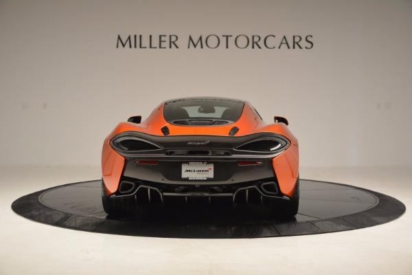 Used 2017 McLaren 570GT Coupe for sale $145,900 at Maserati of Westport in Westport CT 06880 6